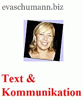 Eva Schumann Text & Kommunikation