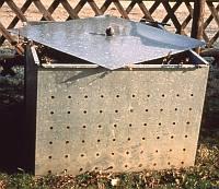 Kompost-Behälter