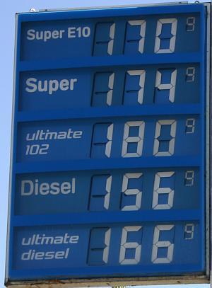 Tanken heute billiger - ein Trend zum Besseren?