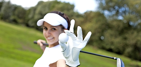 Golfen ist inzwischen ein Volkssport