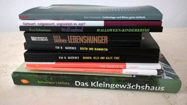 Aktuelle Bücher von tinto alias Eva Schumann