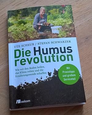 Die Humusrevolution - Buchtipp mit Werbelink