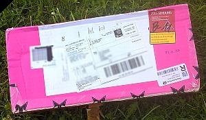Paket aus den USA vom Zoll festgehalten
