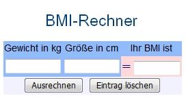 was ist bmi